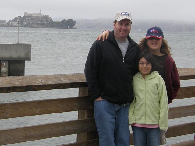 Ed, John, and Chloe
